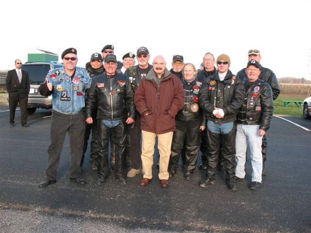 Rolling Thunder TN-1 out with G. Gordon Liddy